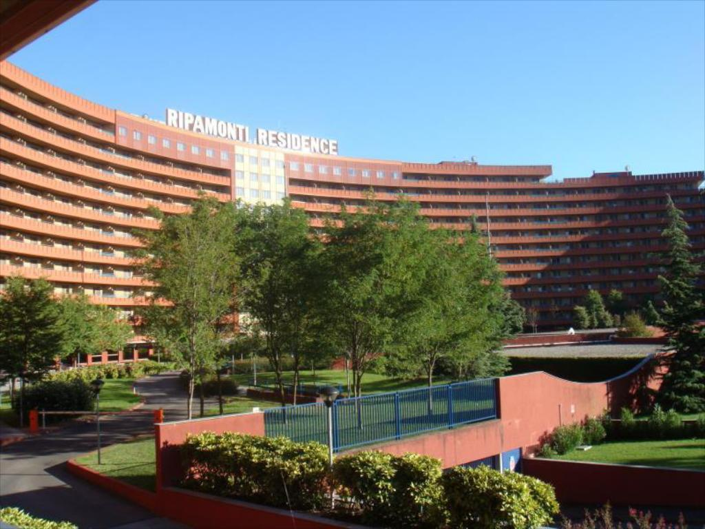 ripamonti residence hotel milano in pieve emanuele