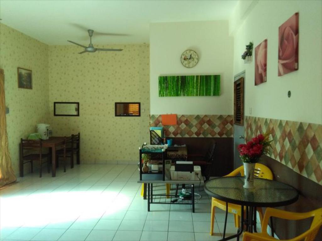 Lobby N.A.S Accommodation Stay