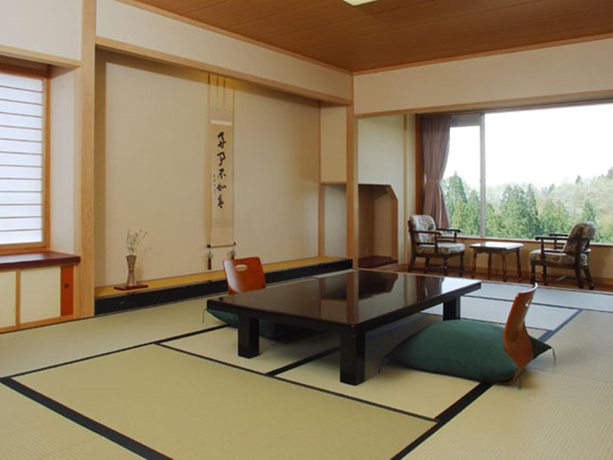 Japanese Style Room - Smoking