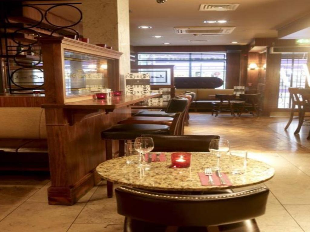 Bar/lounge Celtic Lodge Guesthouse – Restaurant & Bar