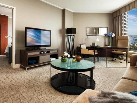 One Bedroom Opera Suite فندق فور سيزونز سيدني (Four Seasons Hotel Sydney)