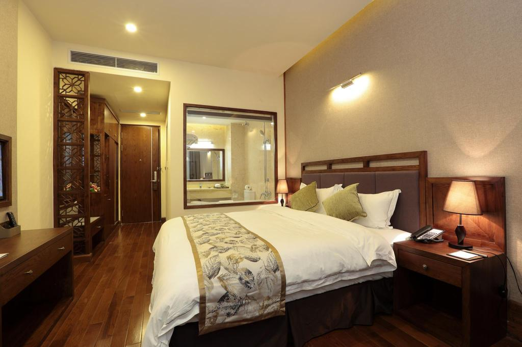 Cozy Superior Sapa Legend Hotel & Spa