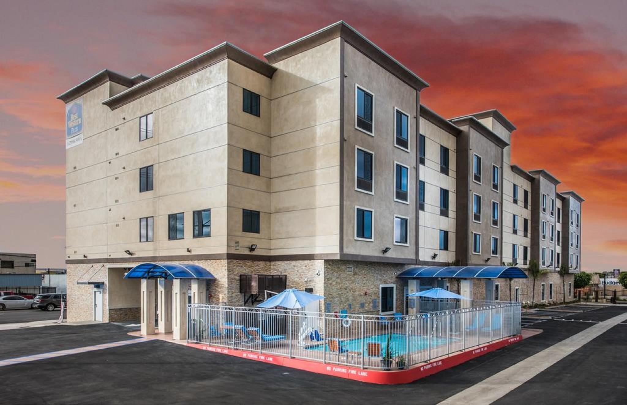 More About Best Western Plus Gardena Inn U0026 Suites