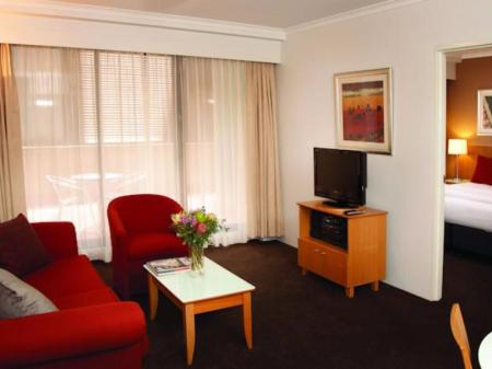Innvendig Adina Serviced Apartments Sydney Martin Place