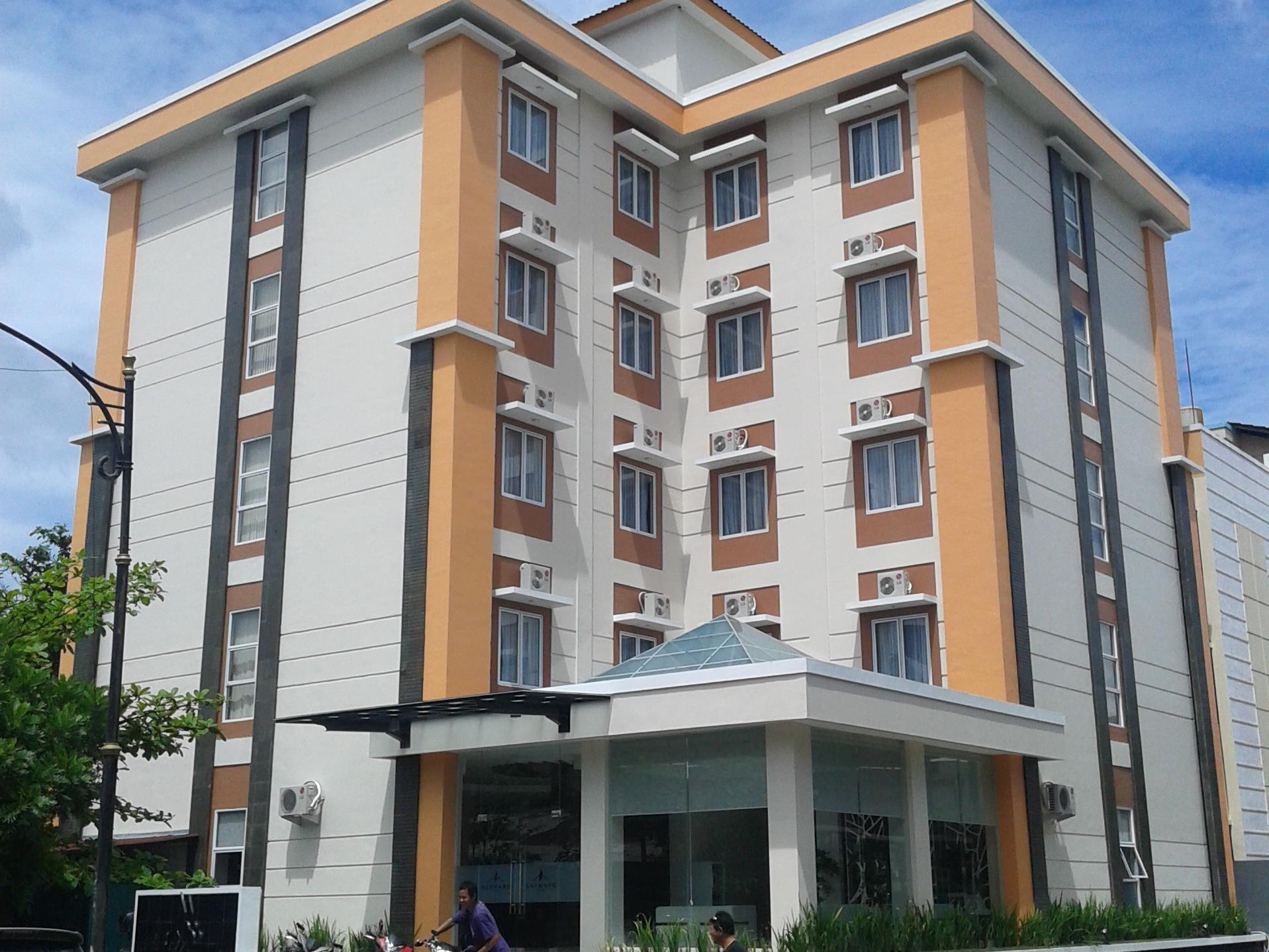 Skyward Hotel Malalayang Manado Room Deals Photos Reviews