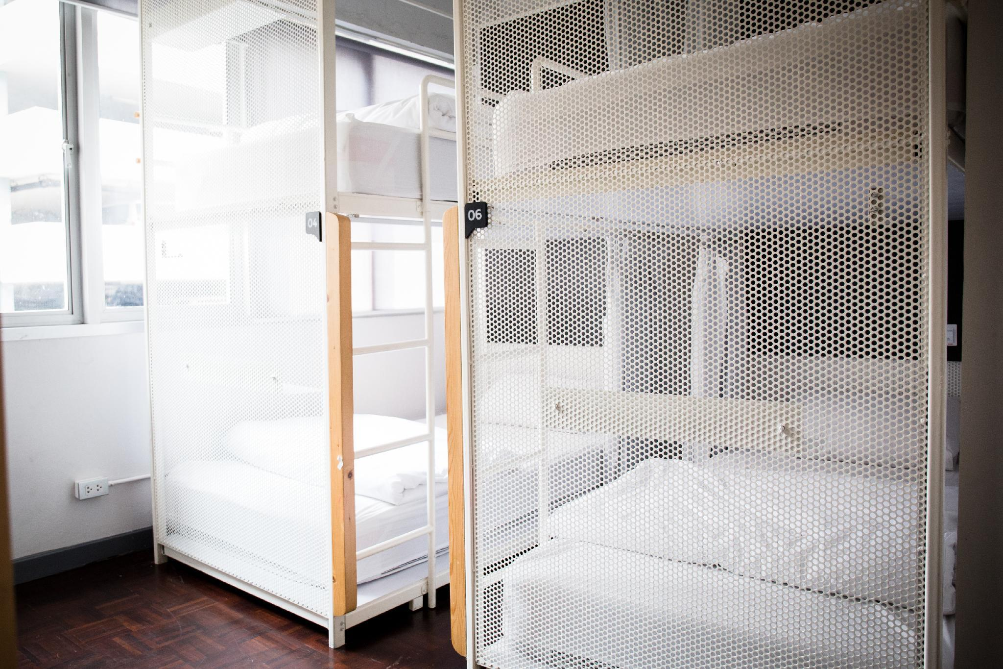 Køjeseng i 6-sengs sovesal (blandet) (Bunk Bed in 6-Bed Dormitory(Mixed))