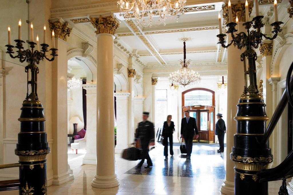 Lobby Shelbourne Dublin, Autograph Collection