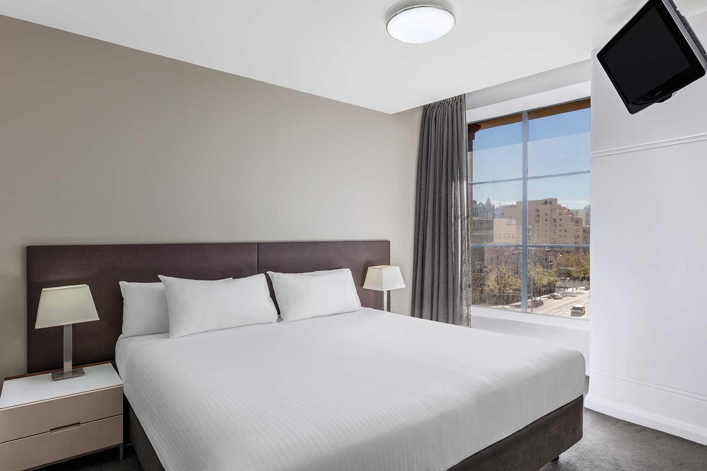 Adina Apartment Hotel Sydney Central in Australia - Room ...