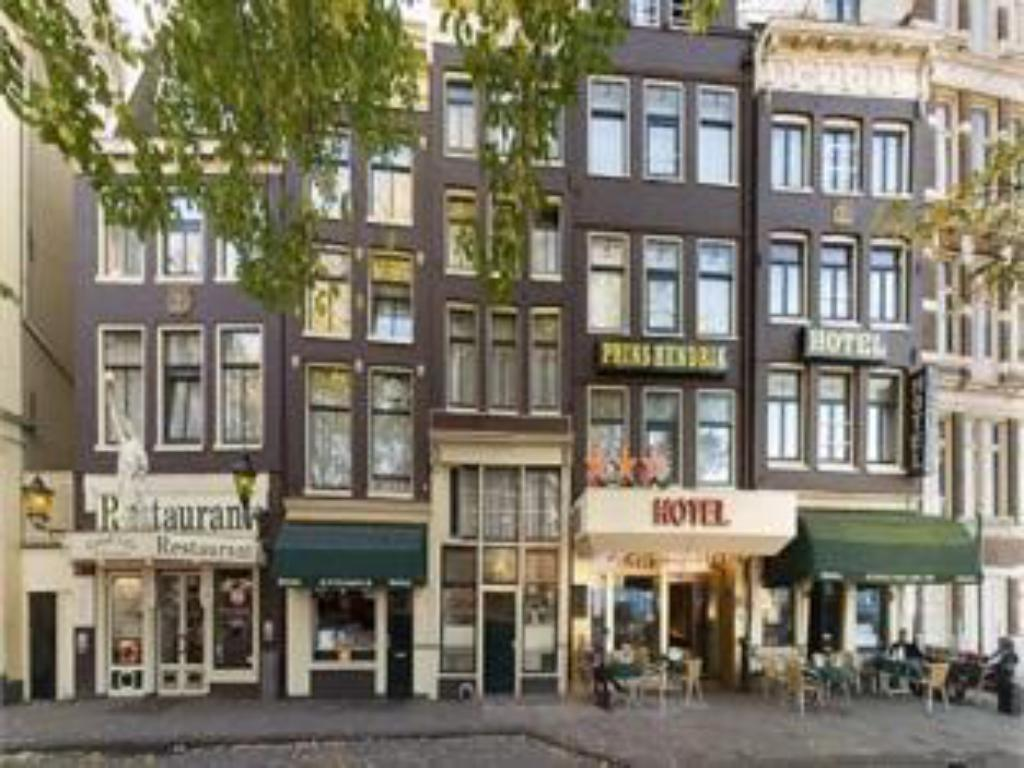 More About Hotel Prins Hendrik