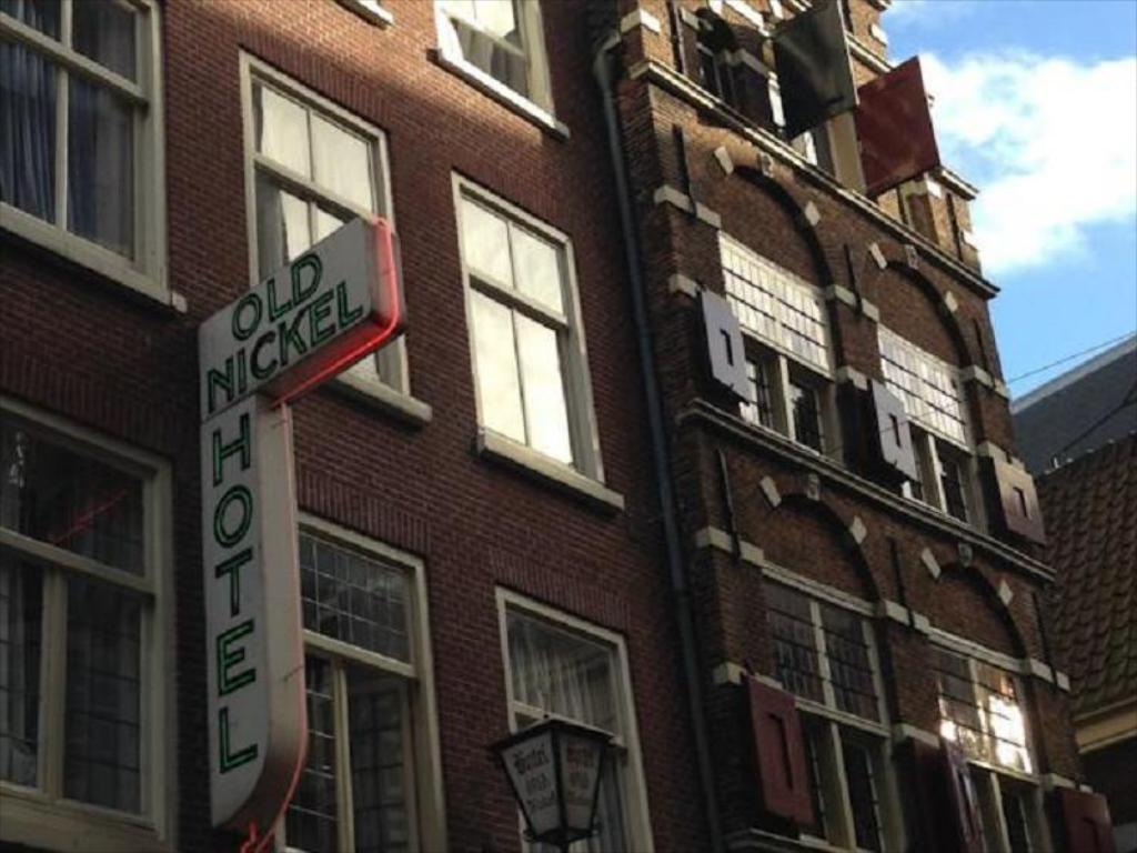 Best price on old nickel hotel in amsterdam reviews for Amsterdam low cost hotel