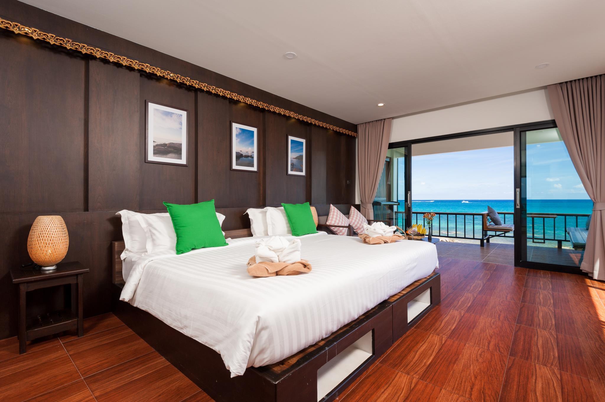 Simple Life Cliff View Resort in Koh Tao - Room Deals
