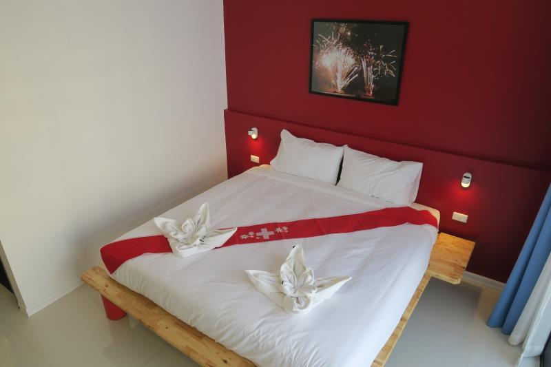 Quarto Duplo com varanda (Double Room with Balcony)