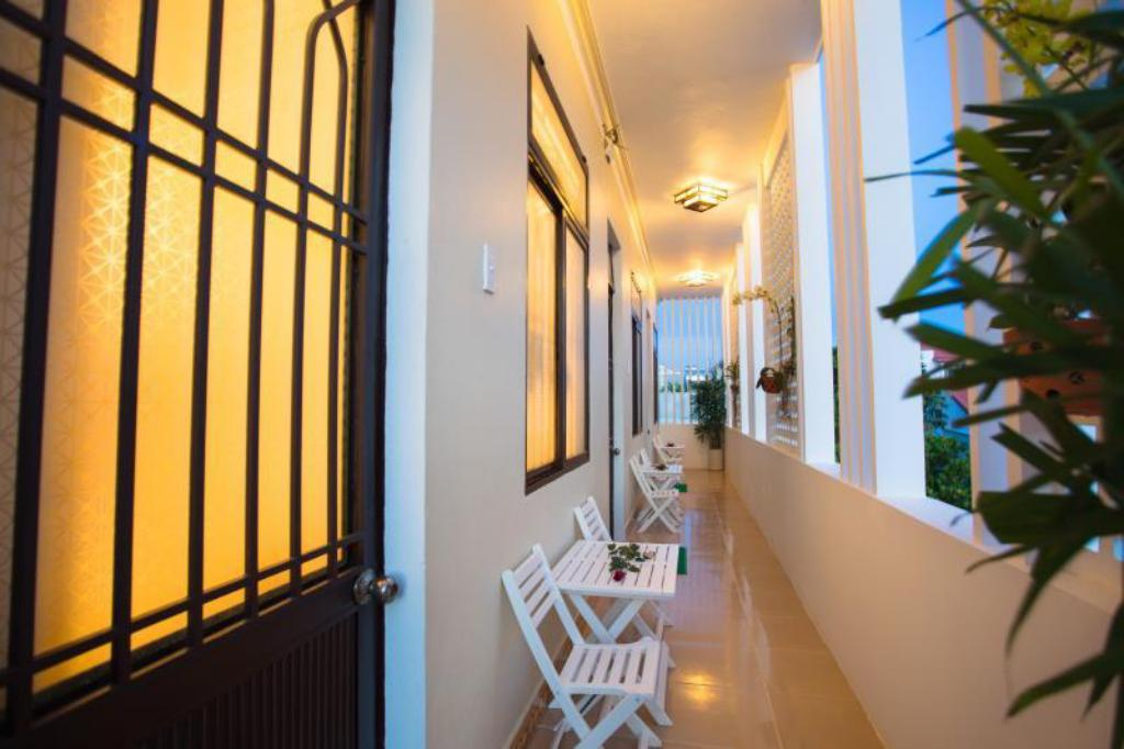 Altan/terrasse Holy Land Homestay