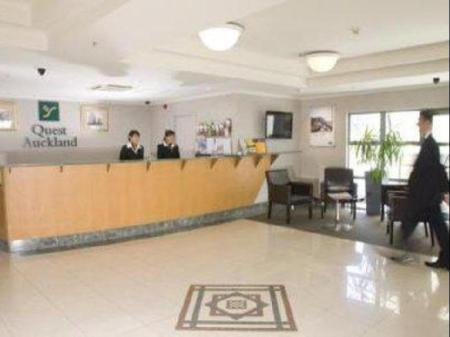 Lobby Quest Auckland Serviced Apartments