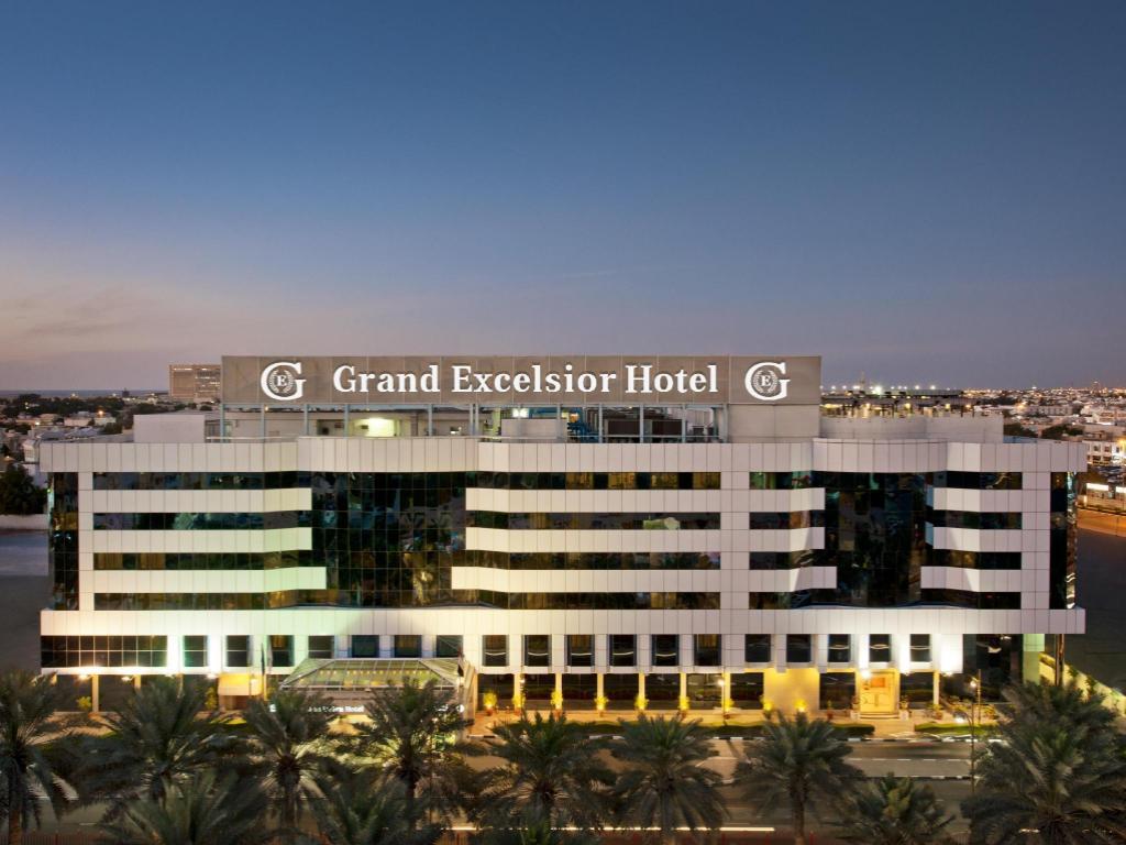 Grand excelsior hotel 4 дубай дубай торревьеха недвижимость