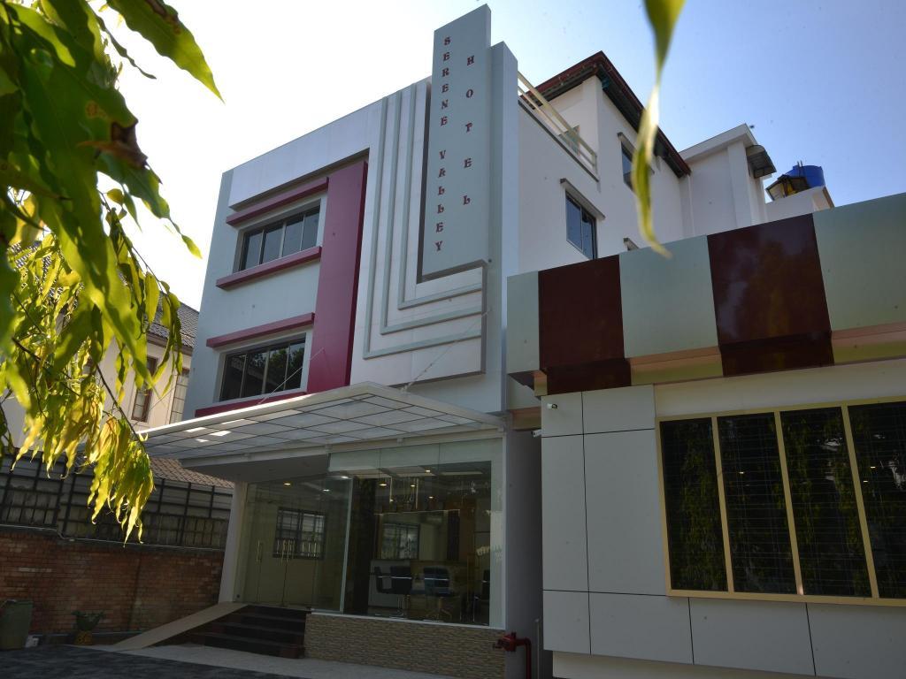 Best Price on Serene Valley Hotel in Yangon + Reviews!