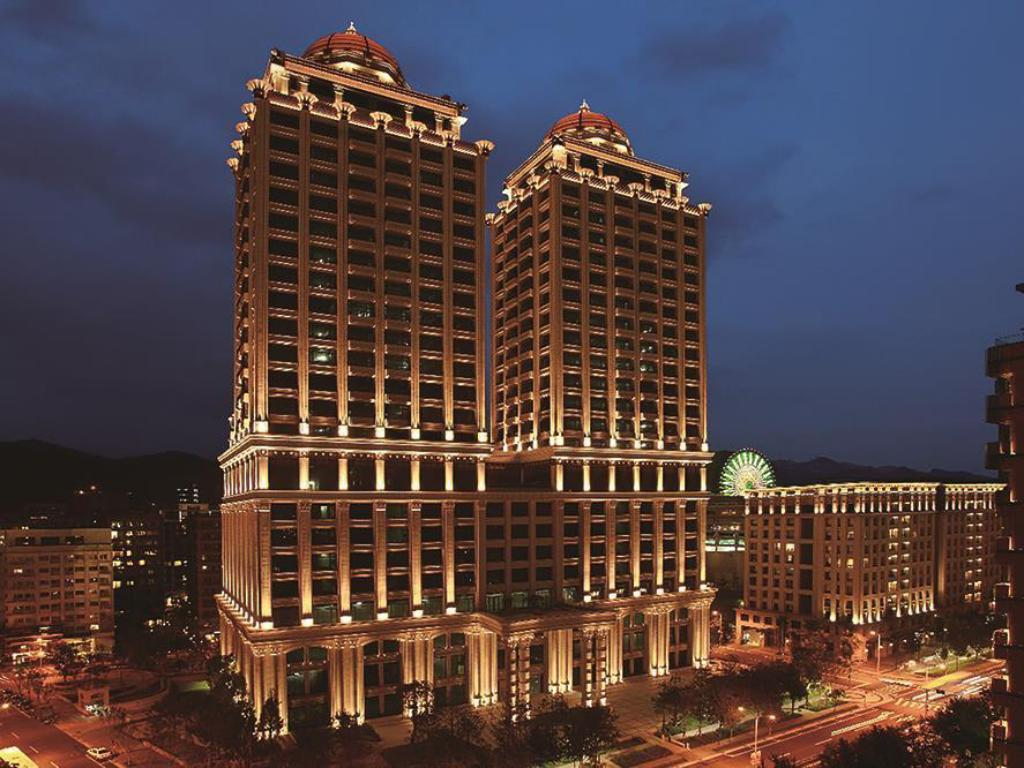 Best price on grand mayfull hotel taipei in taipei reviews for Grand hotel