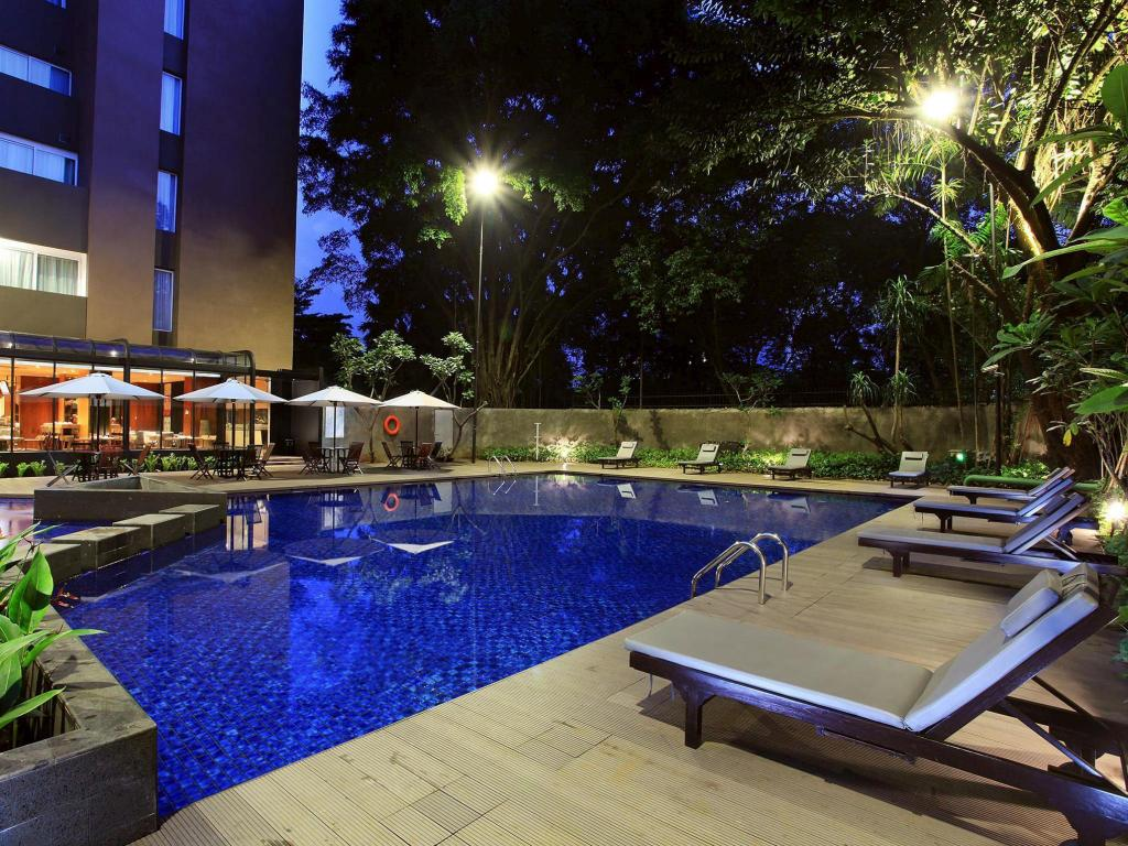 Swimming pool [kids] Swiss-Belhotel Pondok Indah