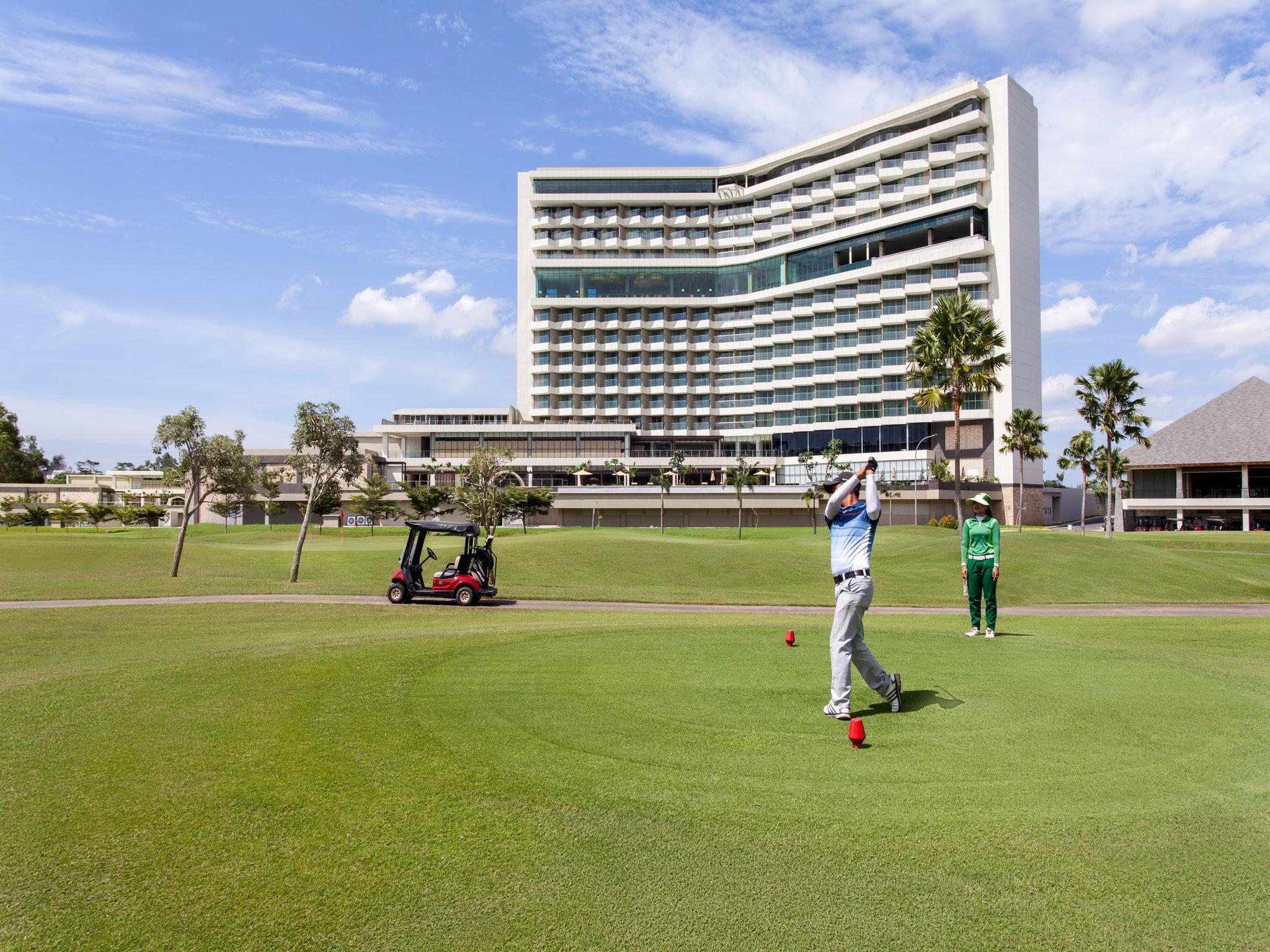 Radisson Golf and Convention Center Batam in Batam Island - Room