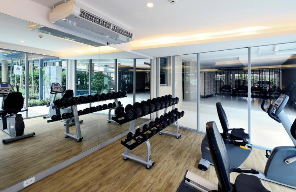 Fitness center Roomme Hospitality Nang Linchee
