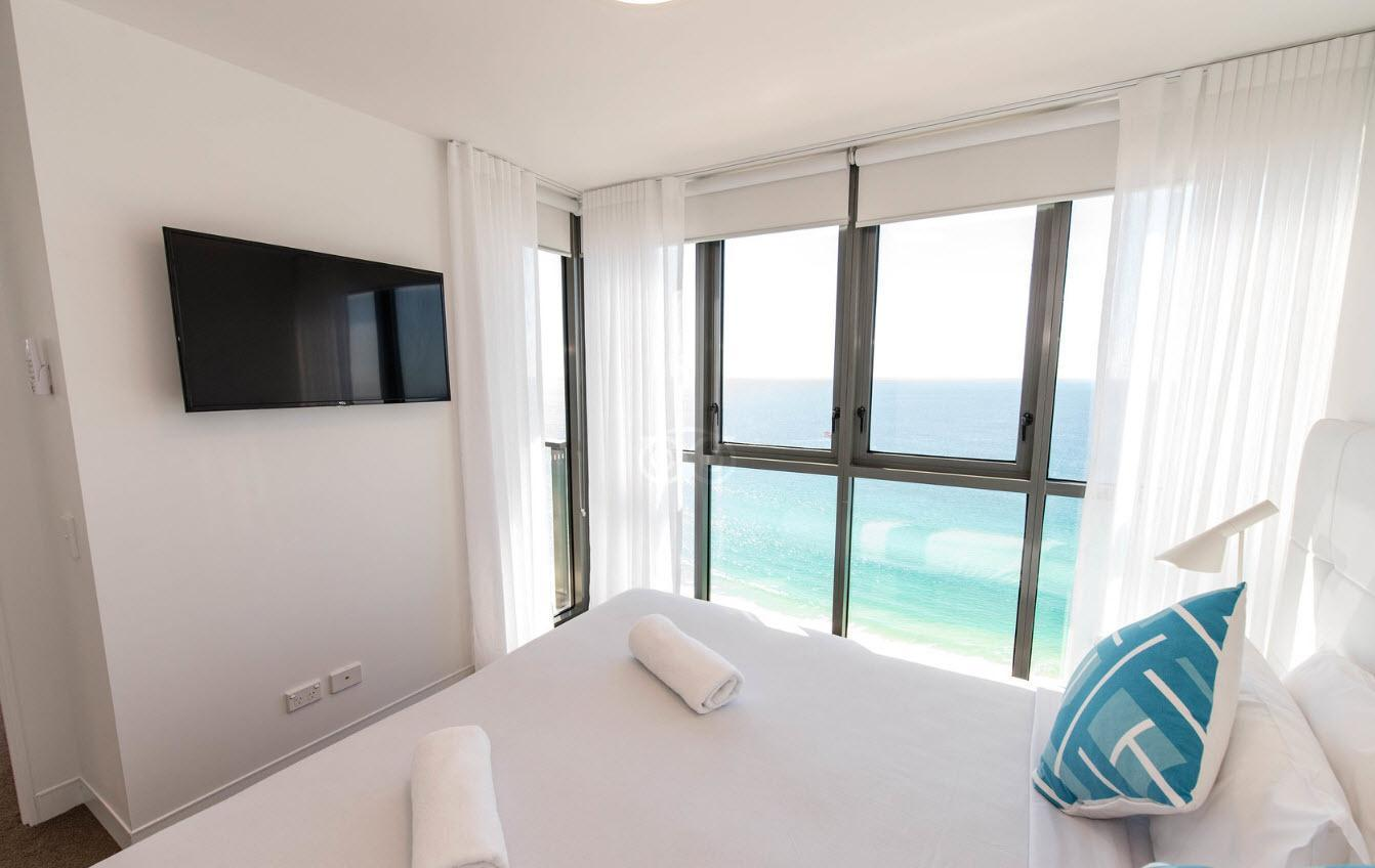 1-Bedroom Ocean View Apartment without Cleaning Service