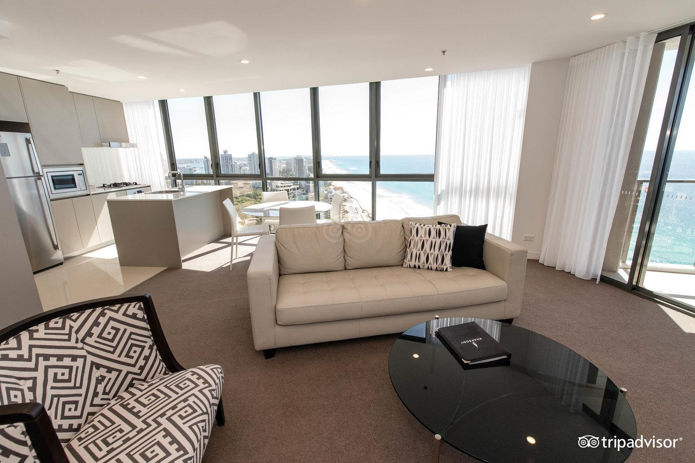 2-Bedroom High Floor Ocean View Apartment