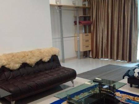 Interior view LH Apartment @ Regalia
