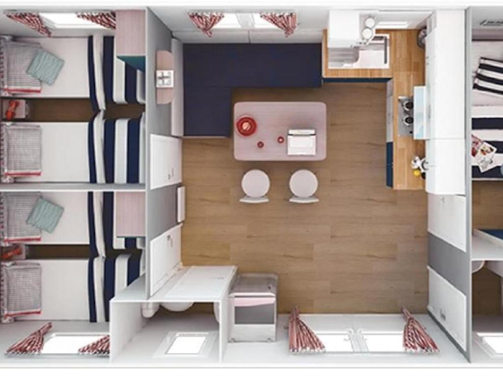 Mobil Home 3 bedrooms
