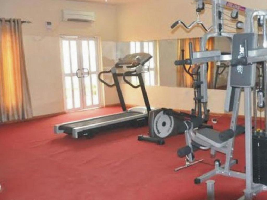 fitnesscenter SHERIFFYT ROYAL HOTEL AND SUITES (Sheriffyt Royal Hotel and Suites)
