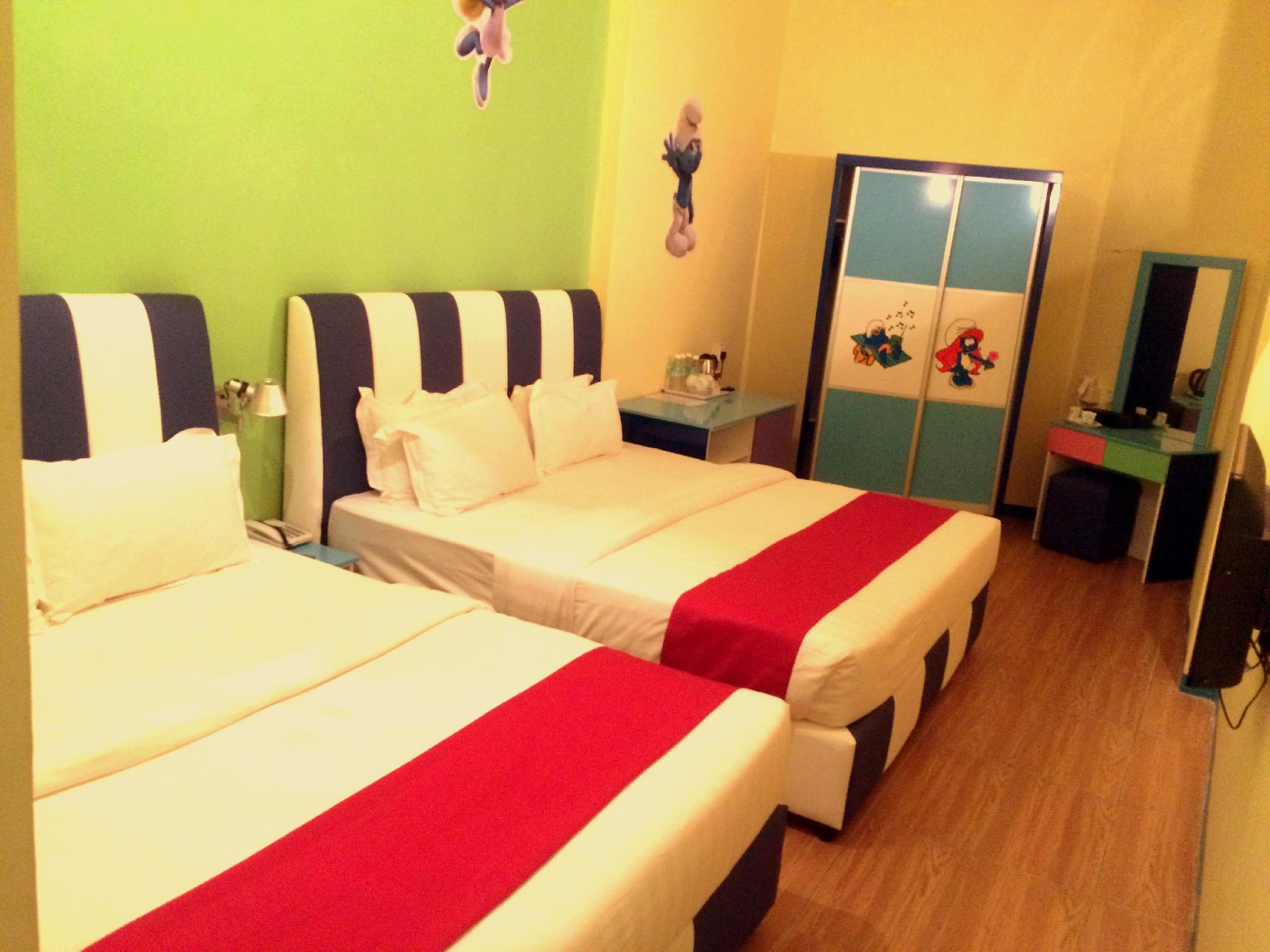 Family Deluxe Rooms