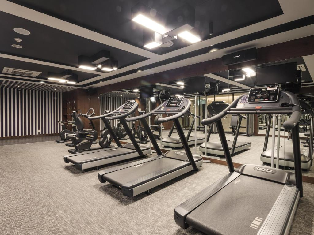 Fitness center Tmark Grand Hotel Myeongdong