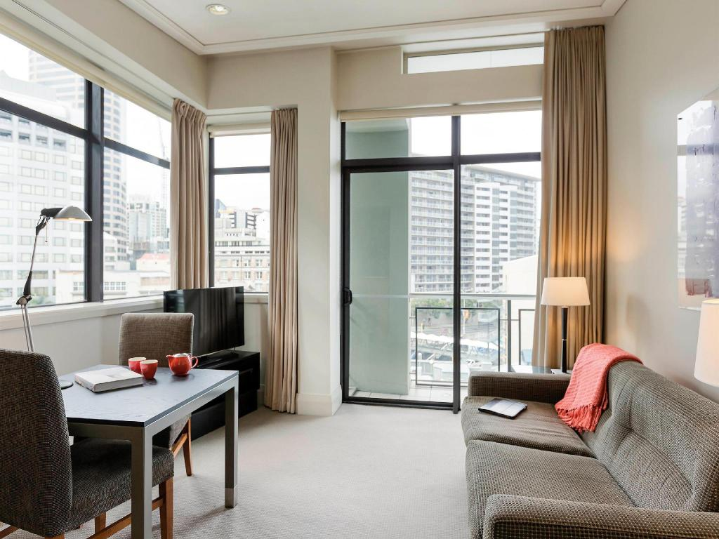 Interijer hotela The Sebel Suites Auckland