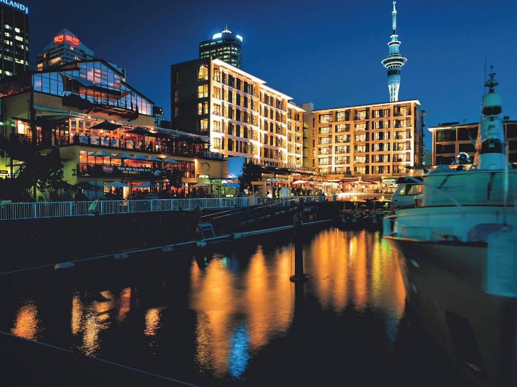 أجنحة ذا سيبيل، أوكلاند (The Sebel Suites Auckland)