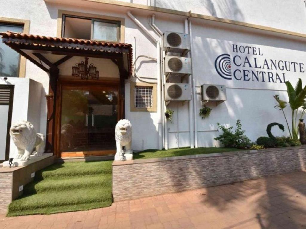 Hotel Calangute Central, Goa, India - Photos, Room Rates
