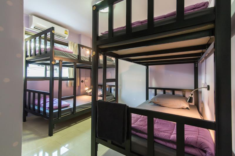 4 Beds Dormitory for female