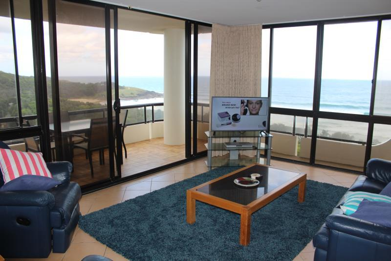 One - Bedroom Apartment with Balcony and Sea View
