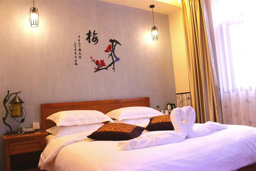 Superior King - Guestroom Mount Emei Quiet Boutique Hotel