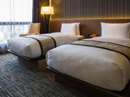 Deluxe Twin Room - Bed Hotel In