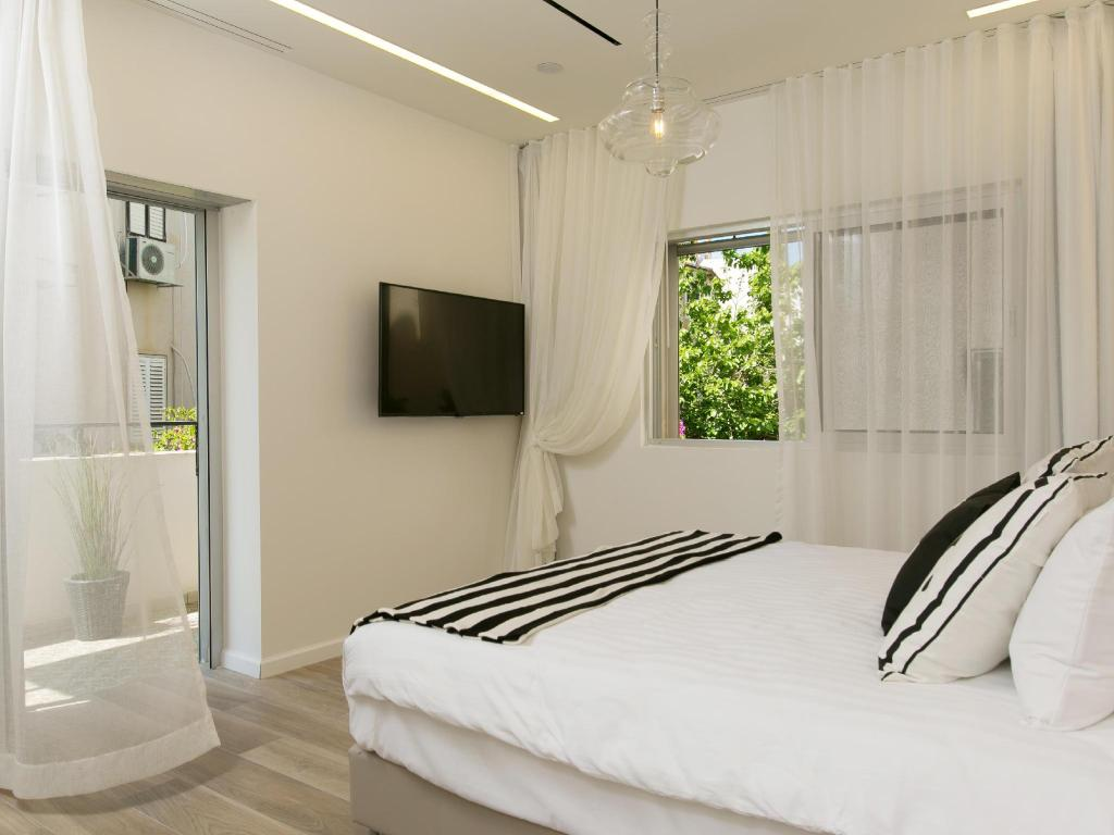 Interior view K Suites TLV By The Beach