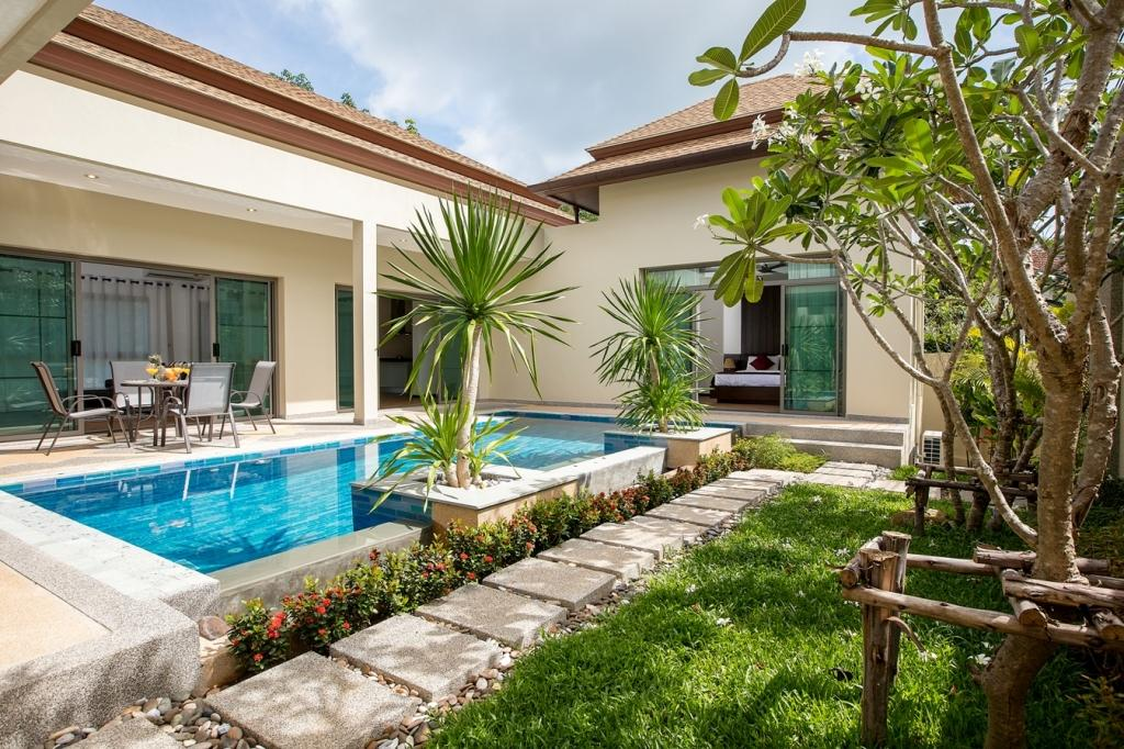Vila superior com 2 quartos (2-Bedroom Superior Villa)