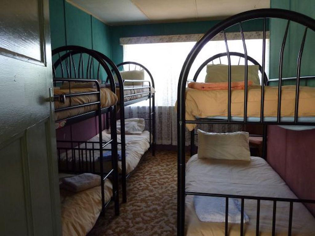 Bed  in Mixed Dormitory Room  6 beds