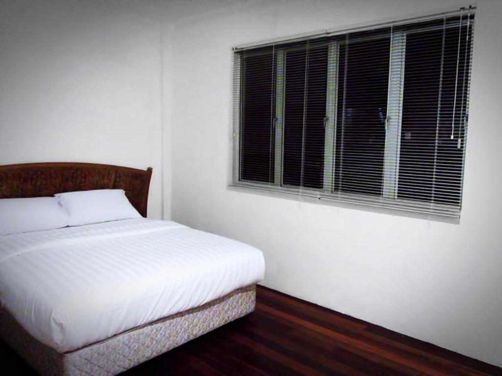 Double Air Conditioning - Room plan Benarat Lodge