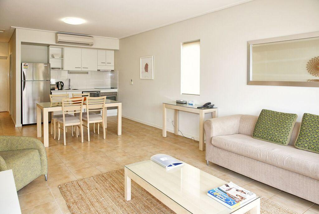 單臥室公寓 (1 Bedroom Apartment)