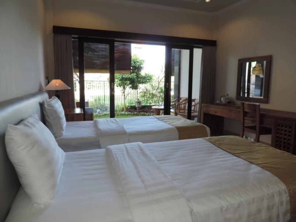 Delux Double or Twin Room Duana Sari Ubud Guest House