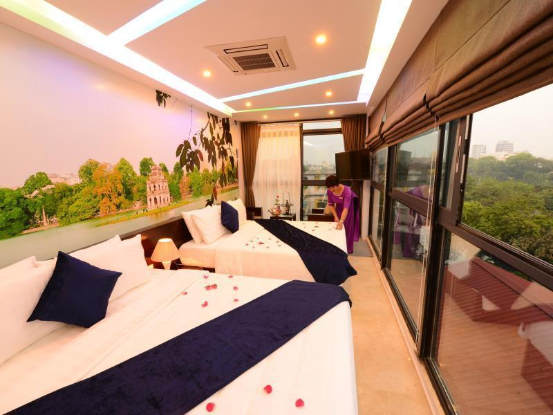 Suite Pemandangan Danau (Suite Lake View)