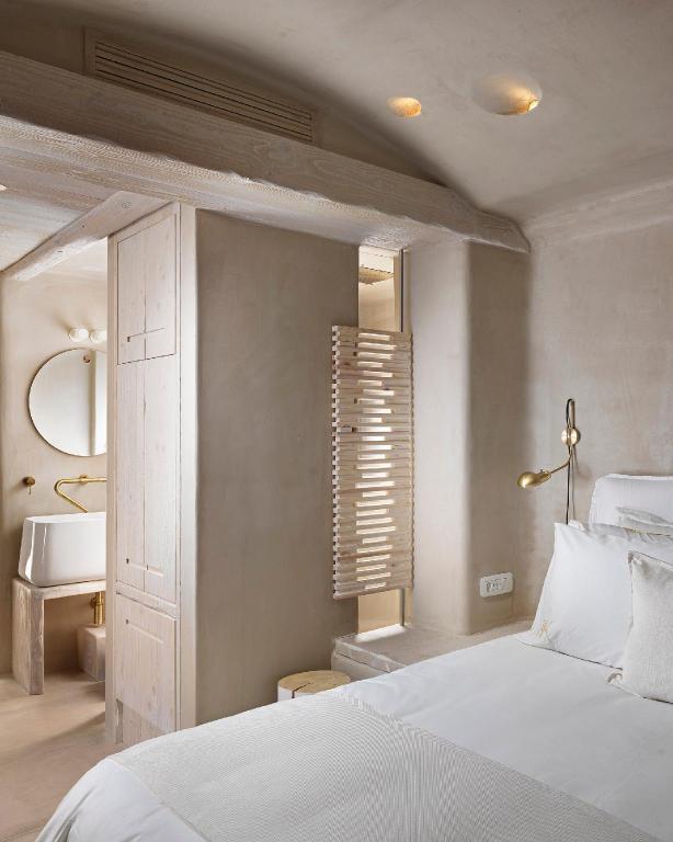 Boutique Hotel Bedrooms: Kensho Boutique Hotel And Suites In Mykonos