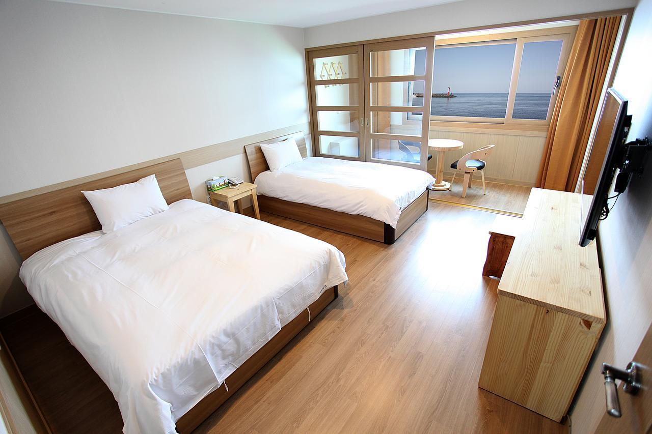 Superior Twin Δωμάτιο με Θέα στον Ωκεανό (Superior Ocean View Twin Room)