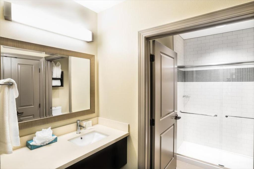 Suite de 1 habitación con cama extragrande – No fumadores - Baño STAYBRIDGE SUITES BALTIMORE - INNER HARBOR