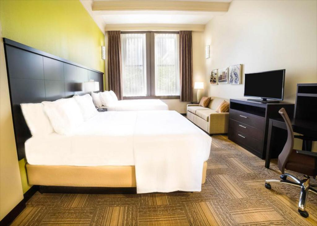 Studio Suite 2 Queen Non-Smoking - Viesistaba STAYBRIDGE SUITES BALTIMORE - INNER HARBOR