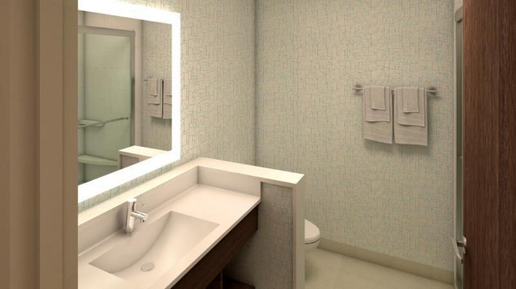 Baño Holiday Inn Express & Suites Lincoln I - 80